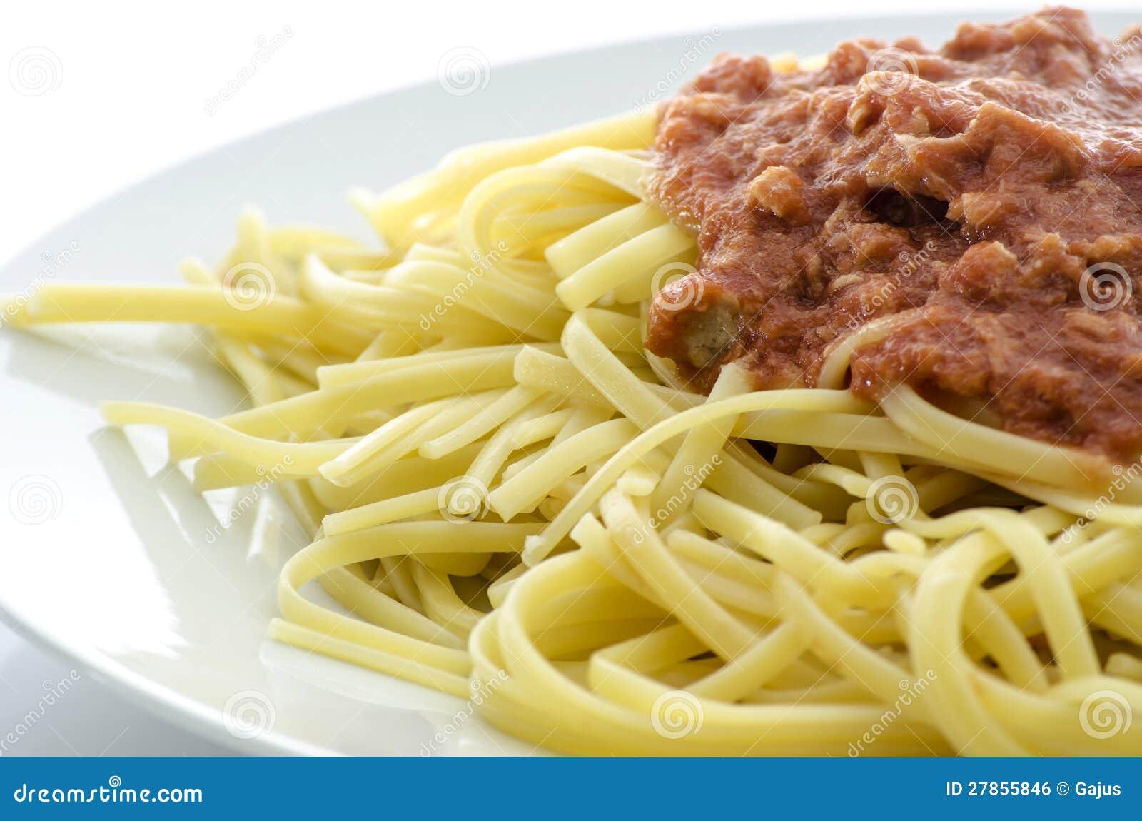 Bavette włoski szczegół