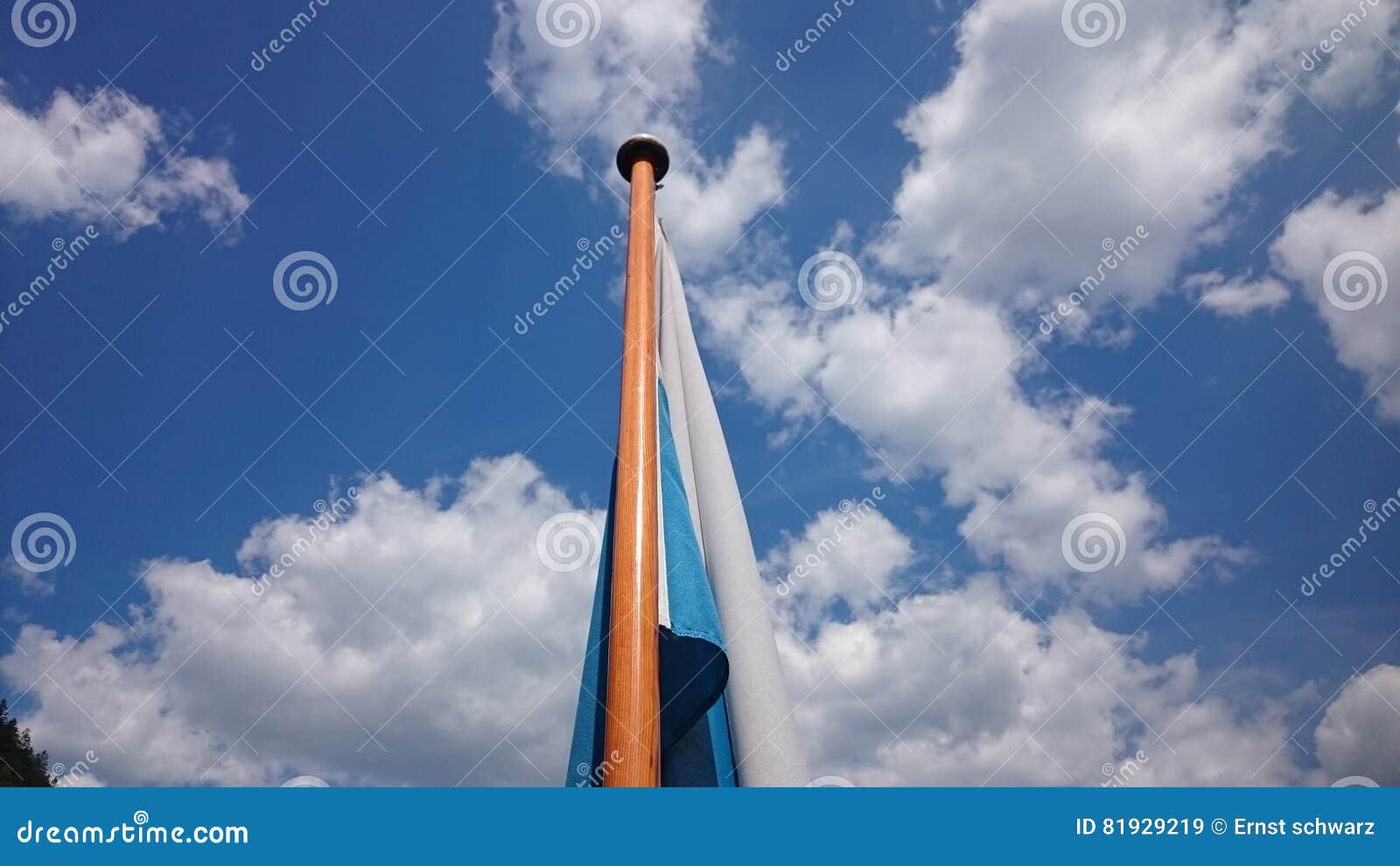 Bawarska flaga