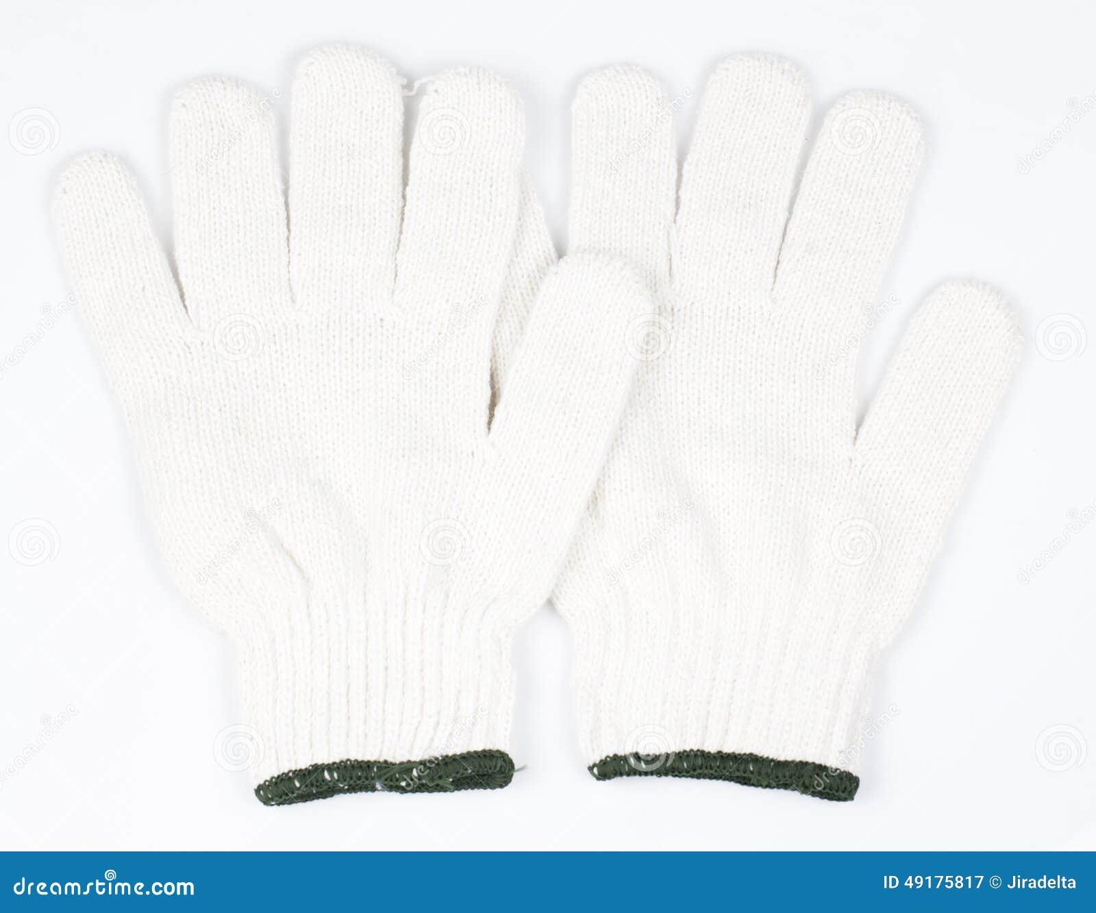Bawełniana rękawiczka