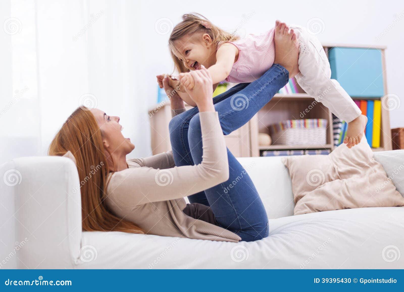 Bawić się z dzieckiem