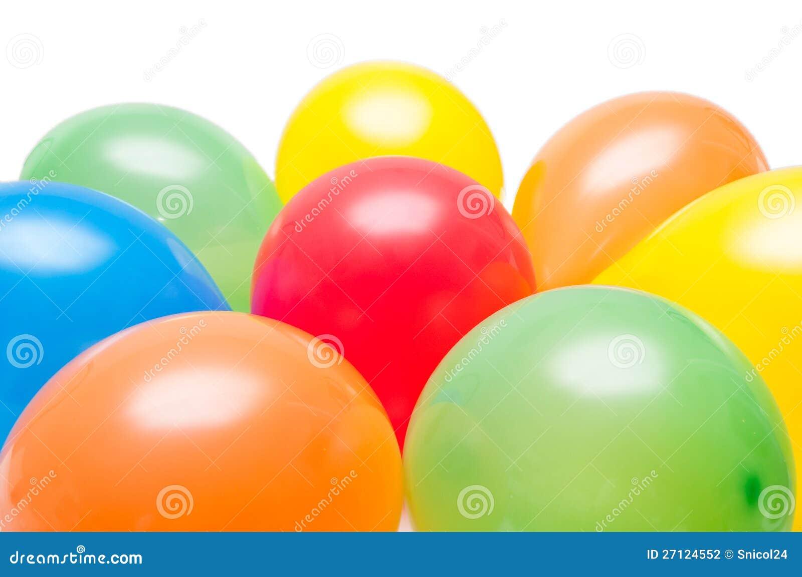 Bawi się balony