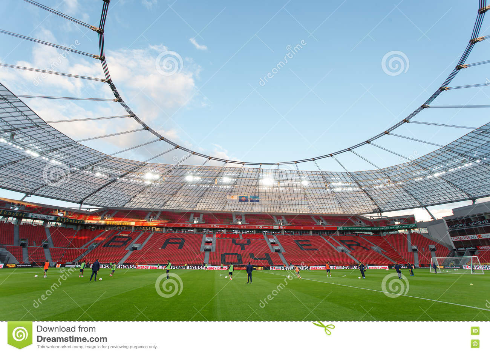 BayArena Stadium editorial stock photo. Image of bayarena - 75923963 188208d8c1a25