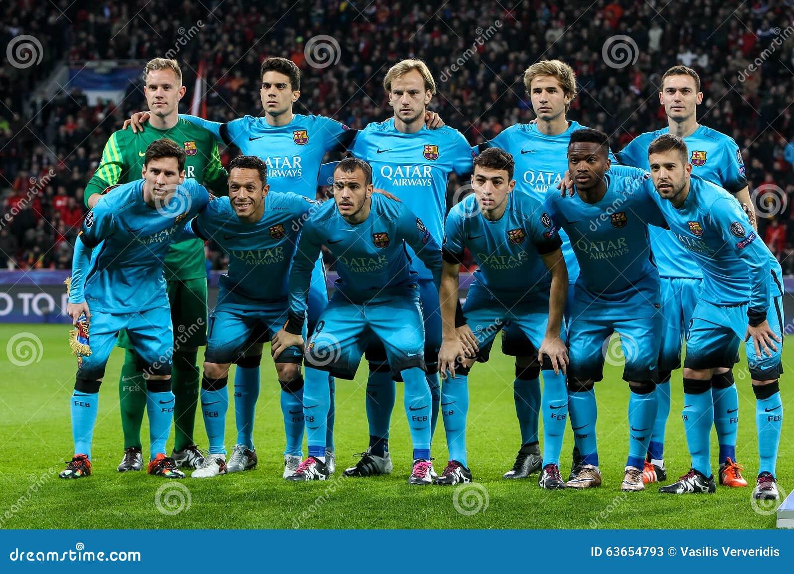 Barcelona Gegen Leverkusen