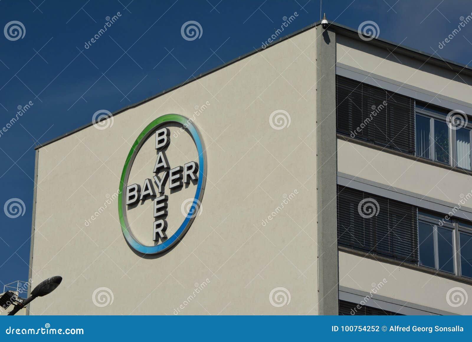Bayer Pharma Ag Administration And Laboratory Buildings Of Bayer