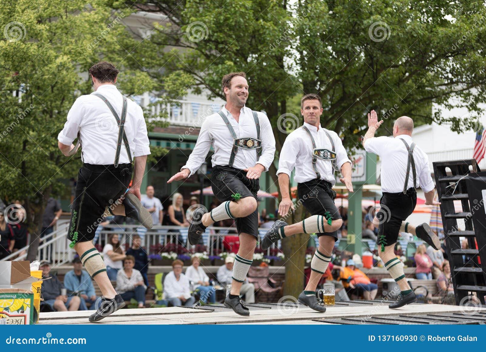 Bayerische Festival-Parade