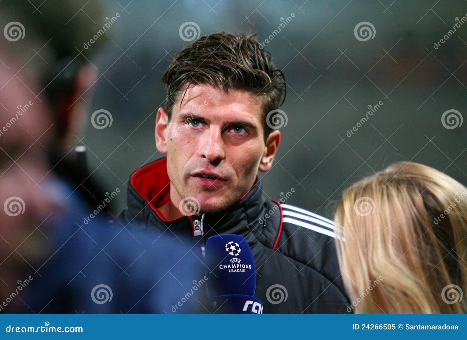 Bayern Gomez Mario munchen s