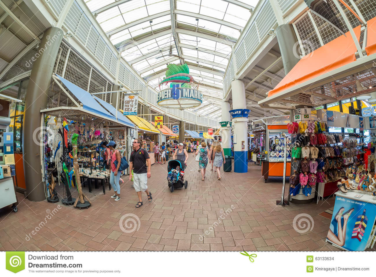 The bayside marketplace in miami editorial stock image for Dreamhome com