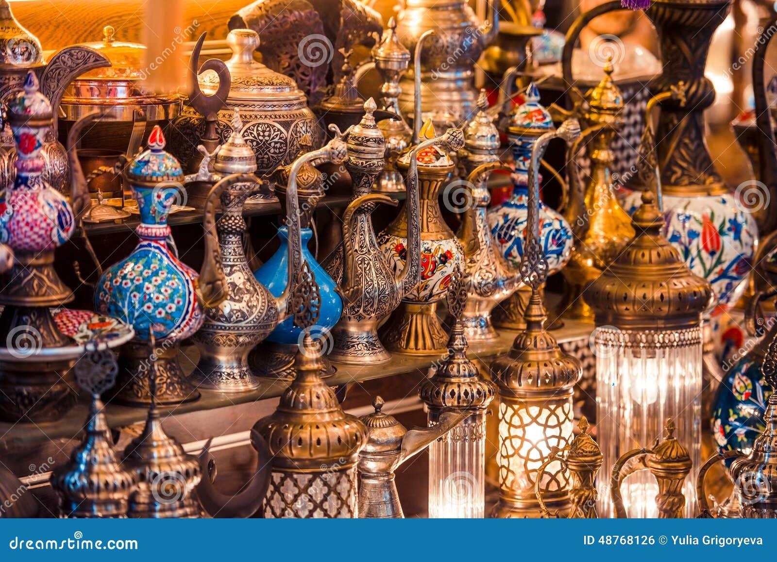 Bazar grande de Istambul