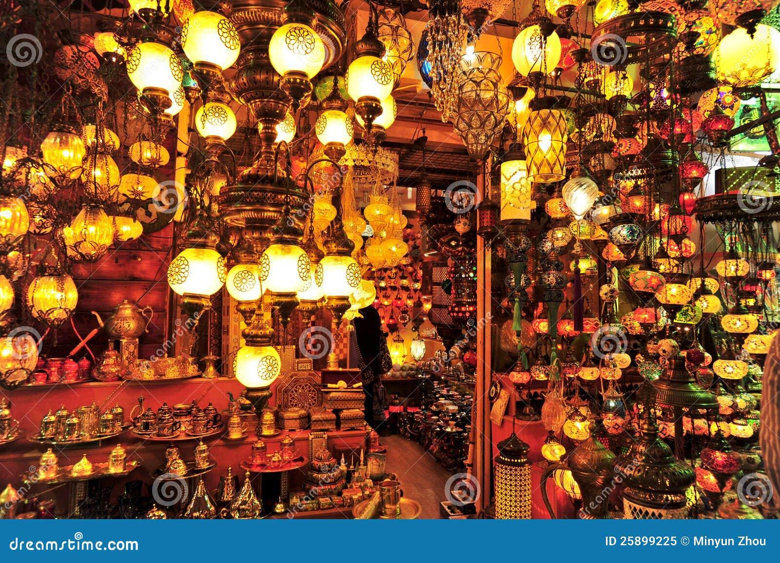 Bazar grande, Istambul