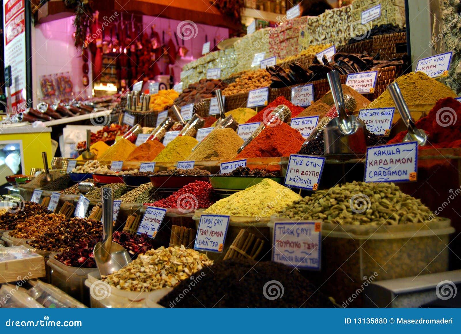 Bazar II de Istambul