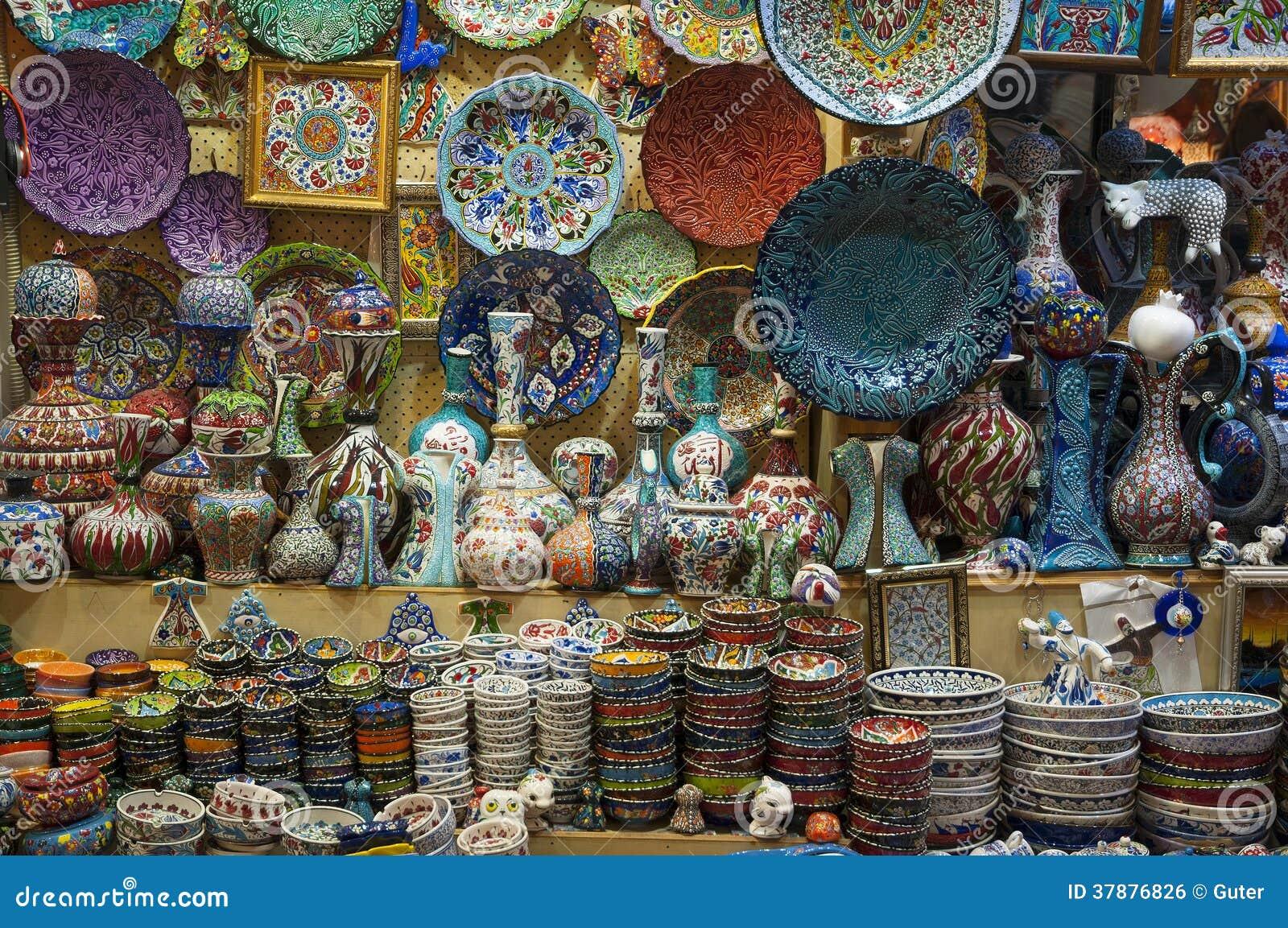 Bazar Istanboel, Turkije