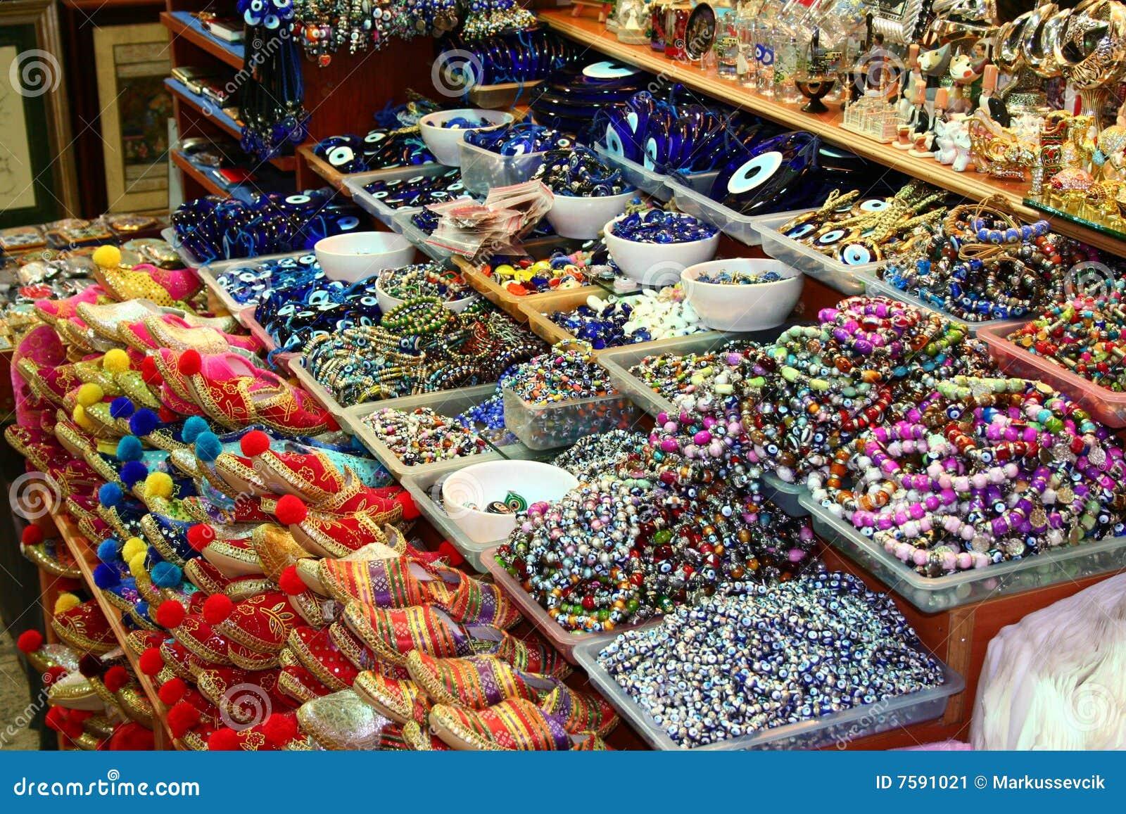 Bazar uroczysty Istanbul