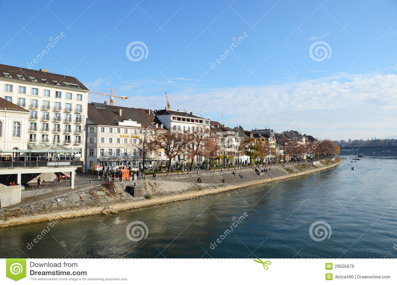 Bazel, Zwitserland
