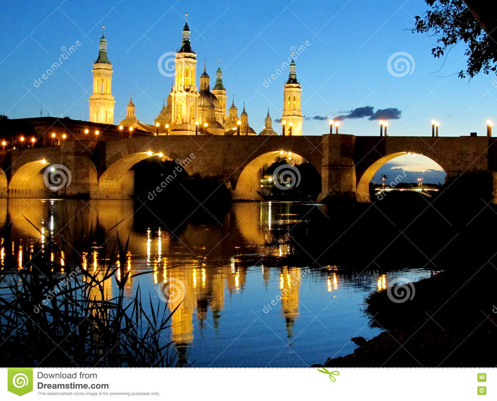 Bazylika Nasz dama filar w Zaragoza