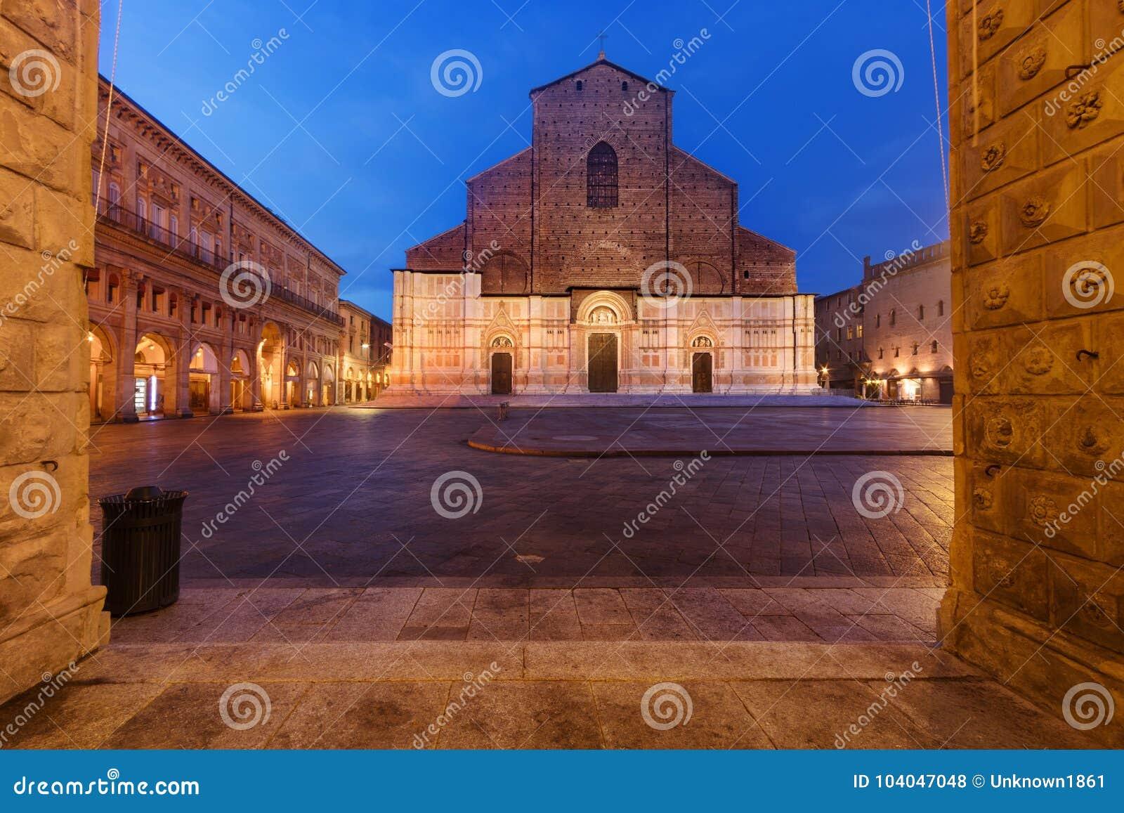Bazylika San Petronio Bologna, Włochy