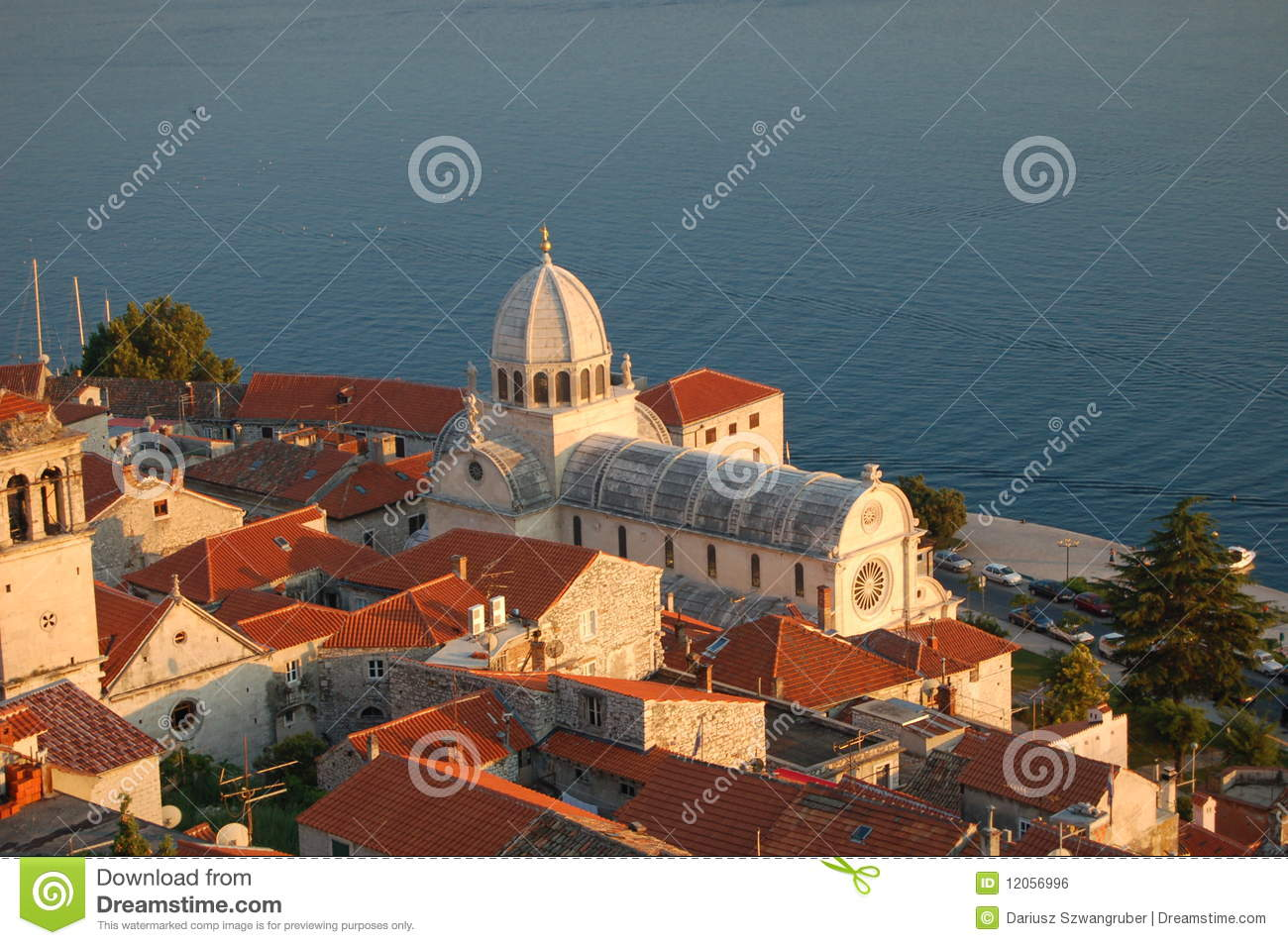Bazyliki James sibenik st