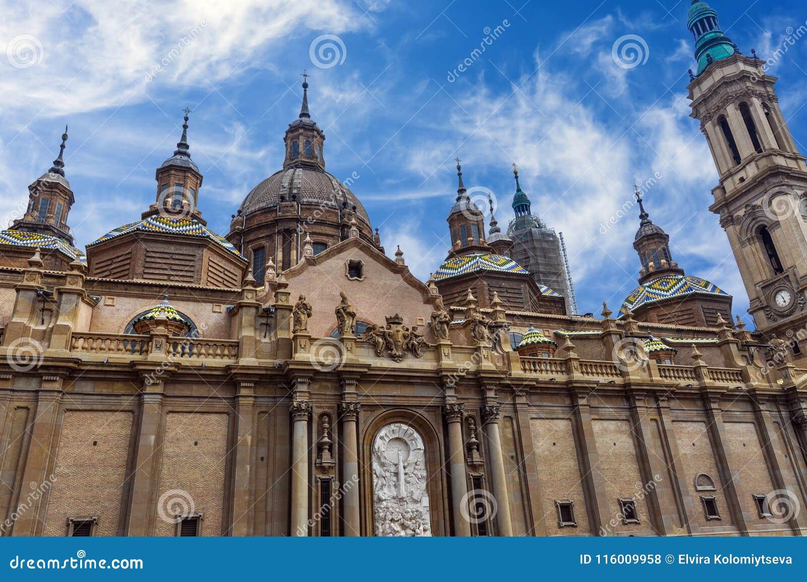 Bazyliki katedra Nasz dama filar
