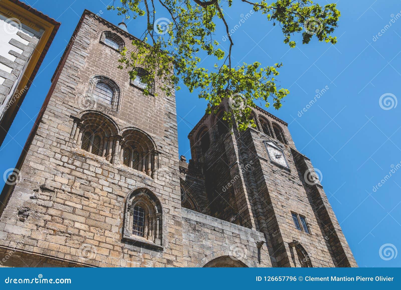 Bazyliki katedra Nasz dama wniebowzięcie Evora