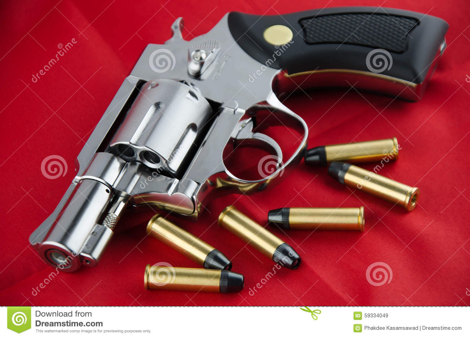BB枪左轮手枪