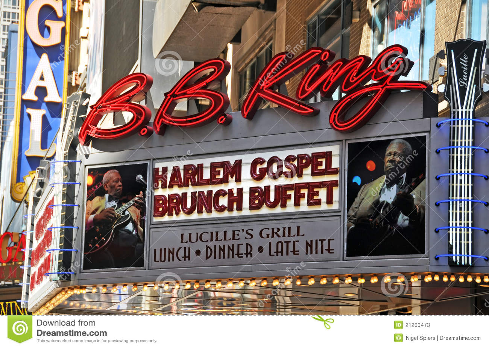 Gospel Tour New York Sunday