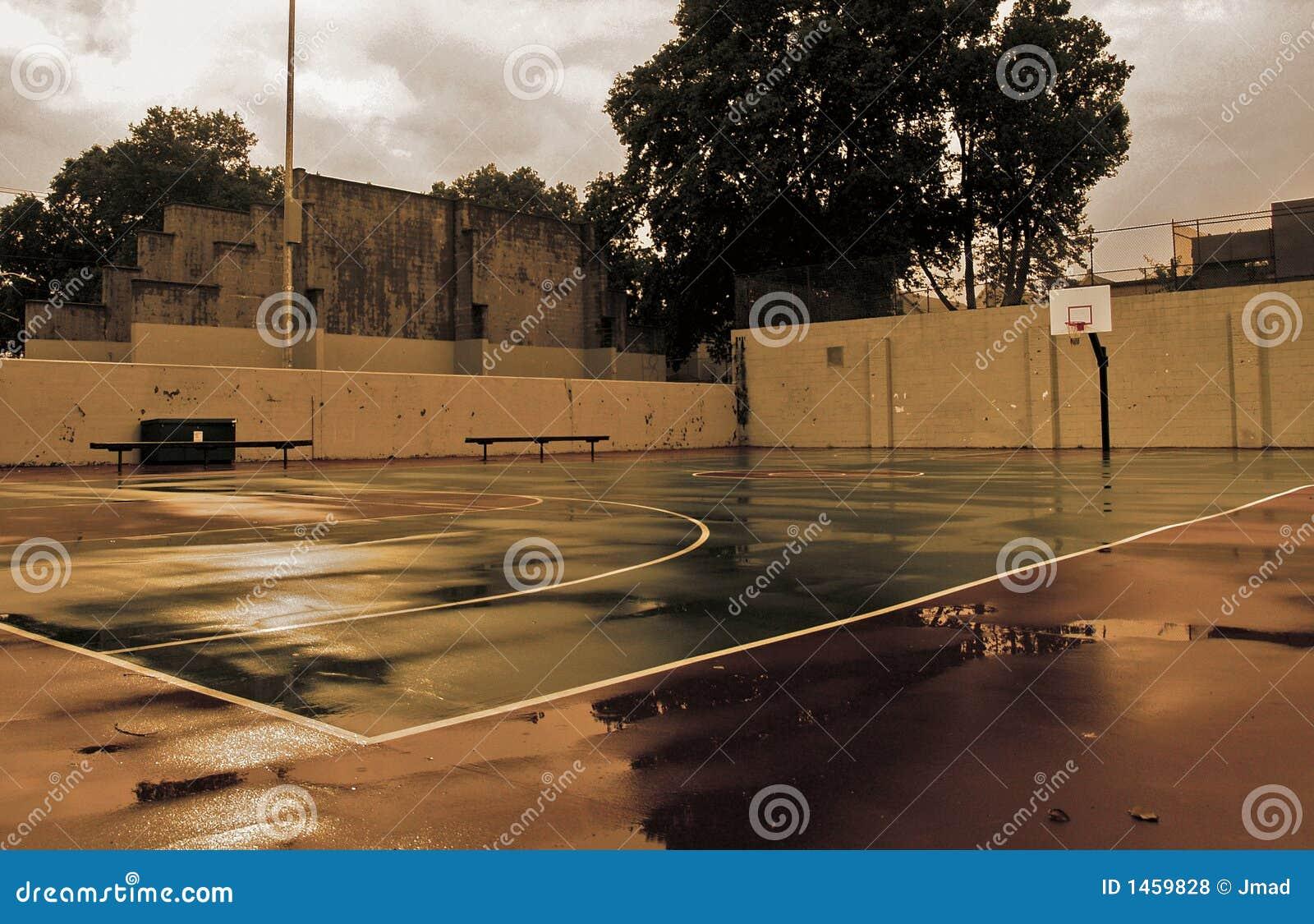 Bball court