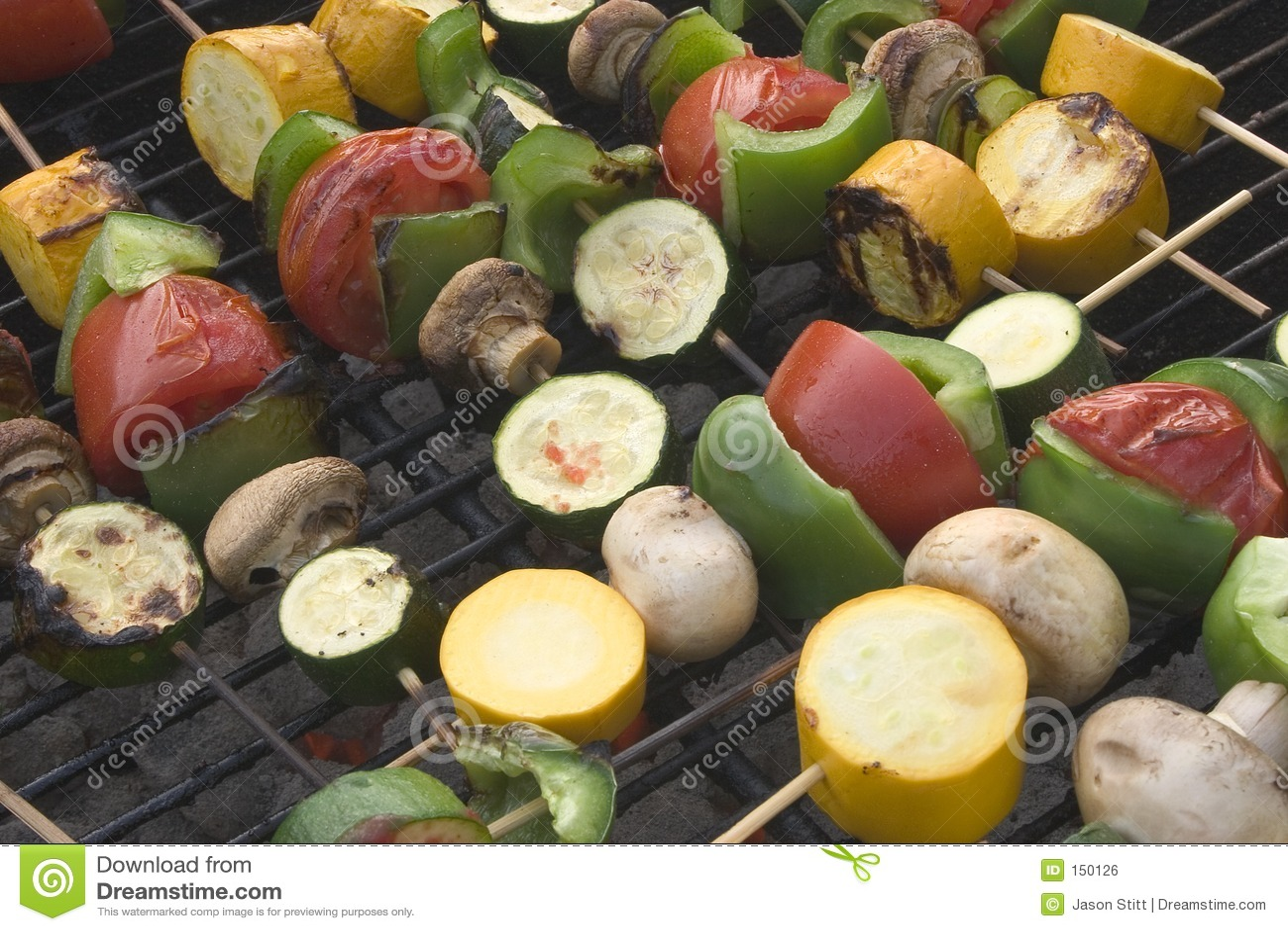 Bbq蔬菜