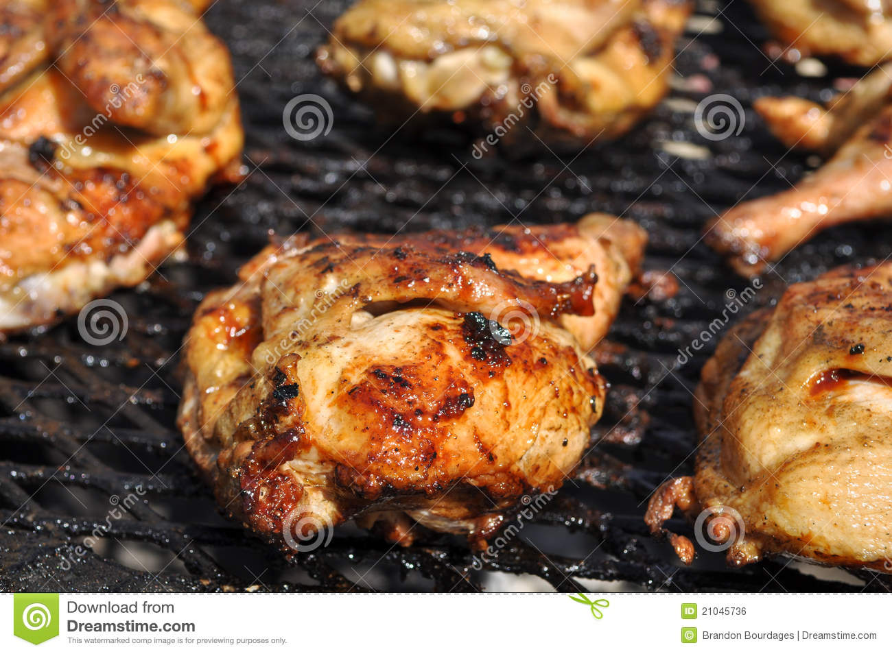 how to make bbq chicken on the grill