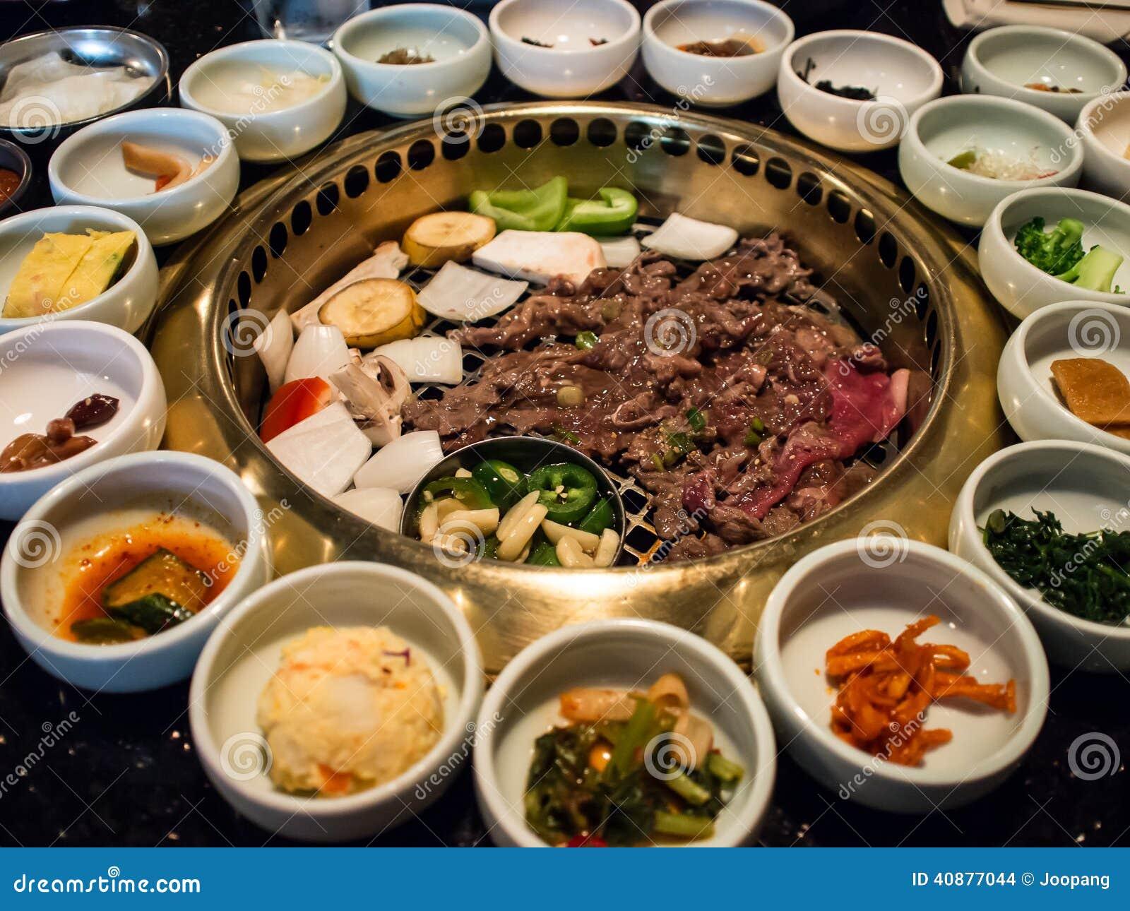 BBQ coréen