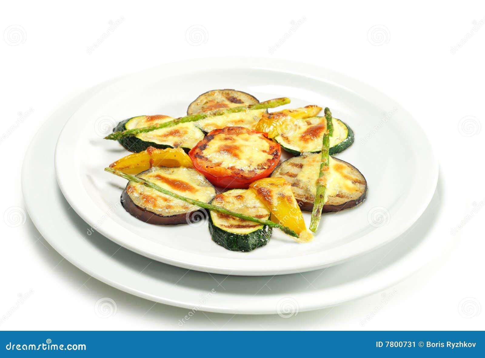 Bbq groente stock afbeelding afbeelding 7800731 - Hoek maaltijd ...