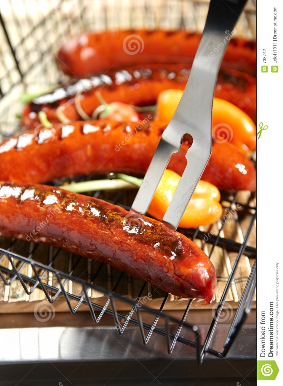 BBQ - hot dogs