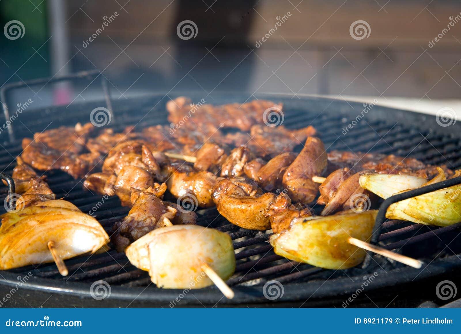BBQ kip