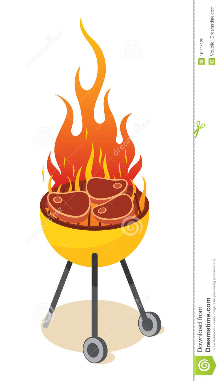 Bbq Party Royalty Free Stock Images Image 10277129