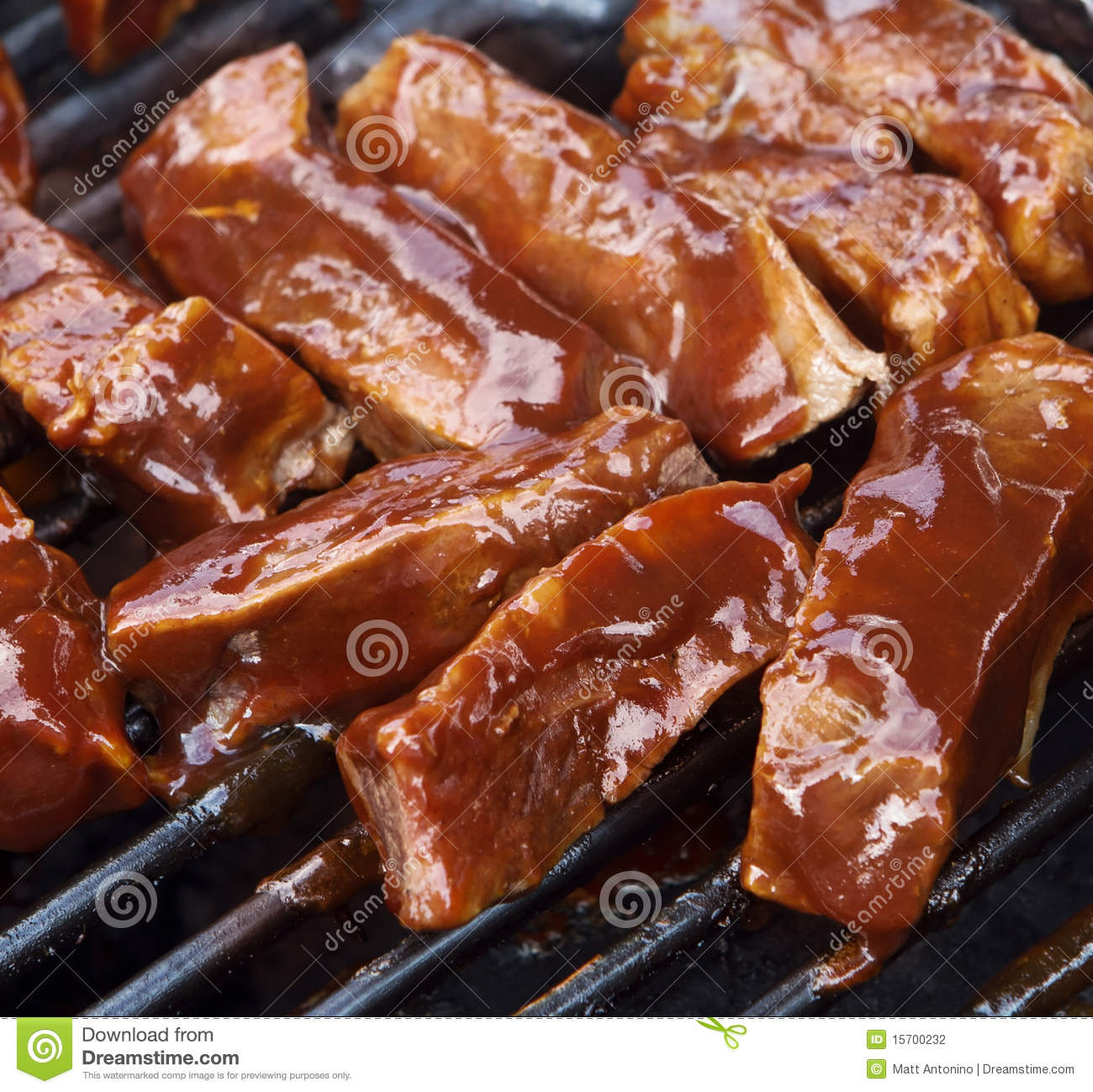 how to make bbq spare ribs on the grill
