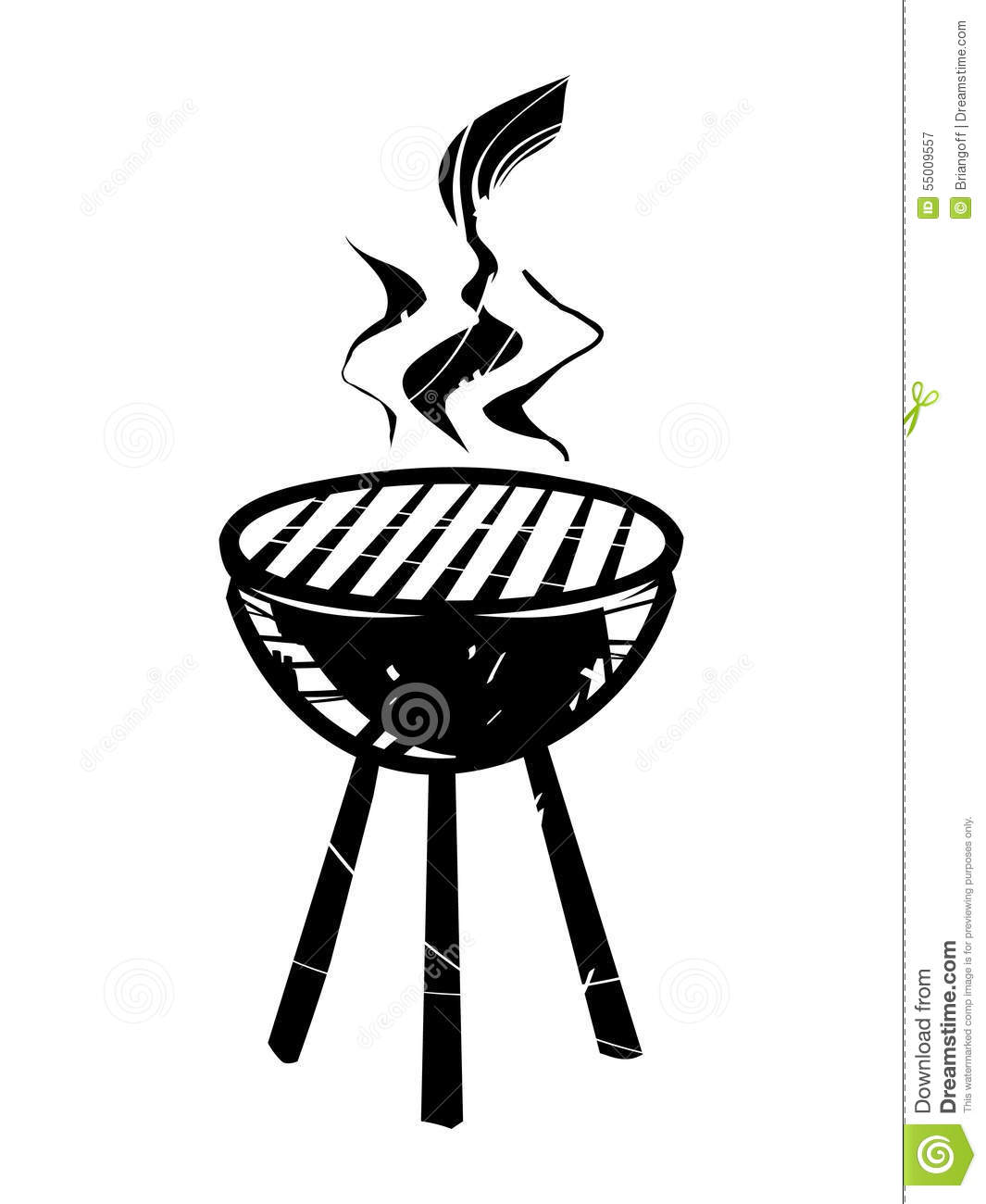 bbq vector icon illustration 55009557 megapixl rh megapixl com bbq vector free download bbq vector free download