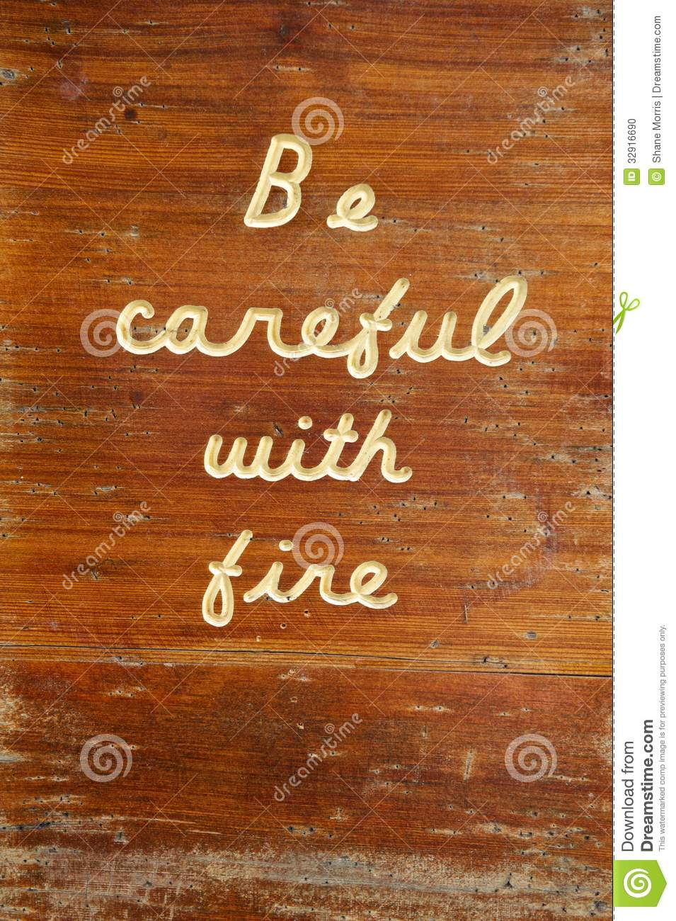 How to Be Careful with Fire (for Kids)
