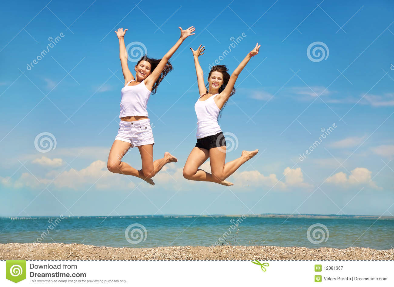 36d3c8b3a Beach stock image. Image of empty, ecstatic, active, human - 12081367