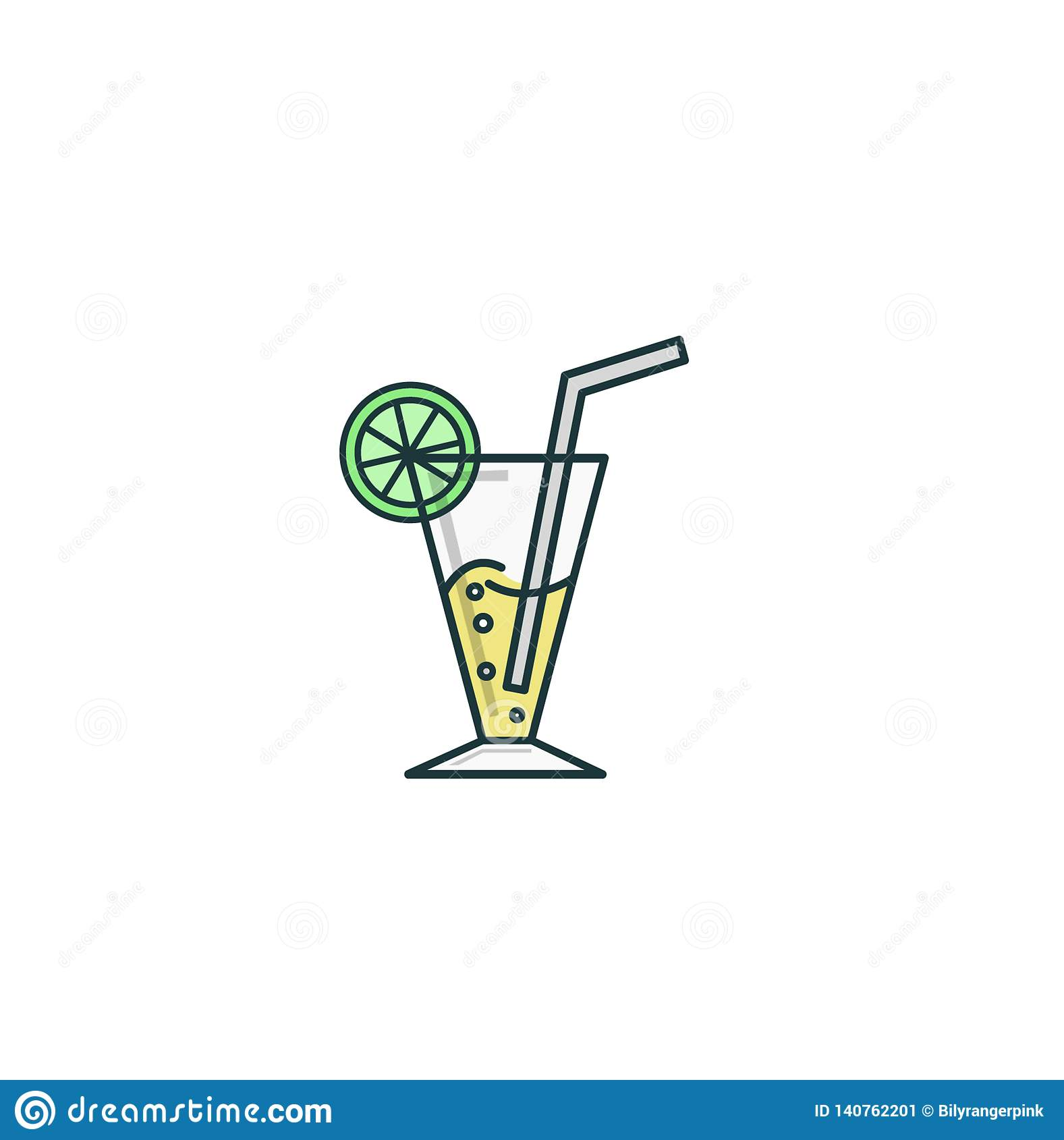 Lime juice is very fresh and tasty