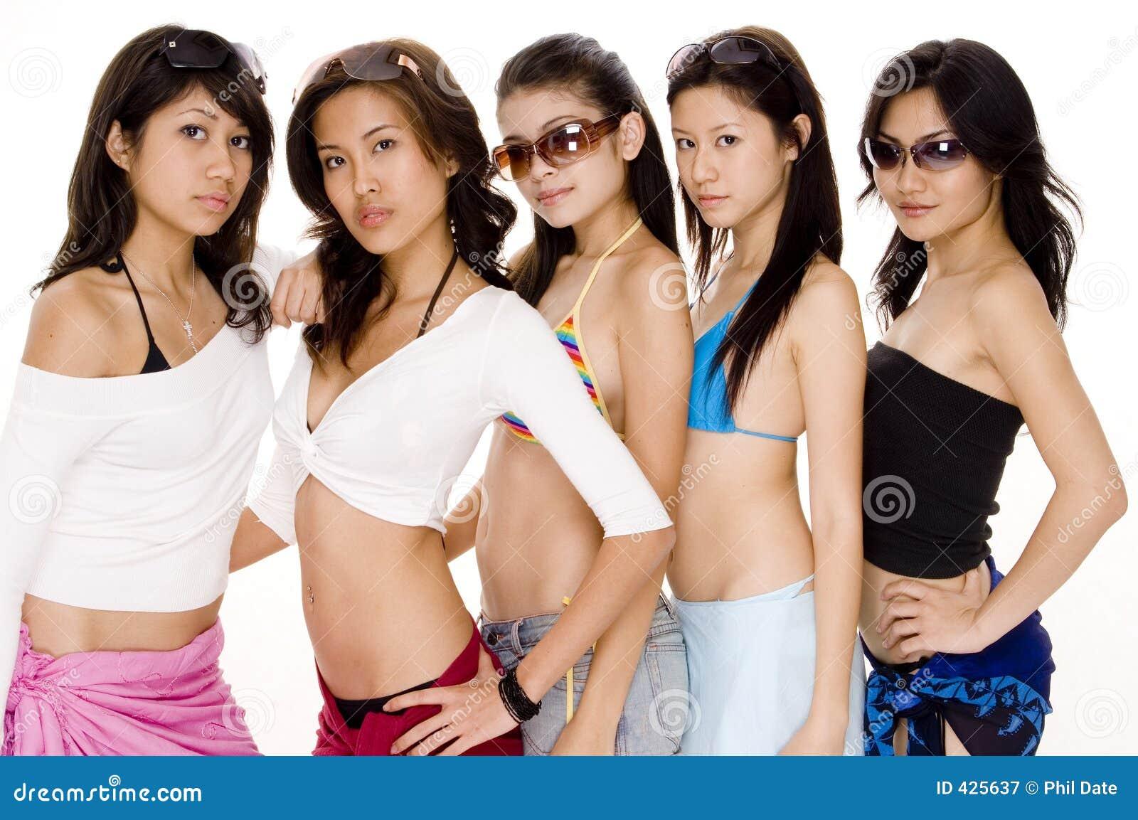 Asian babes free