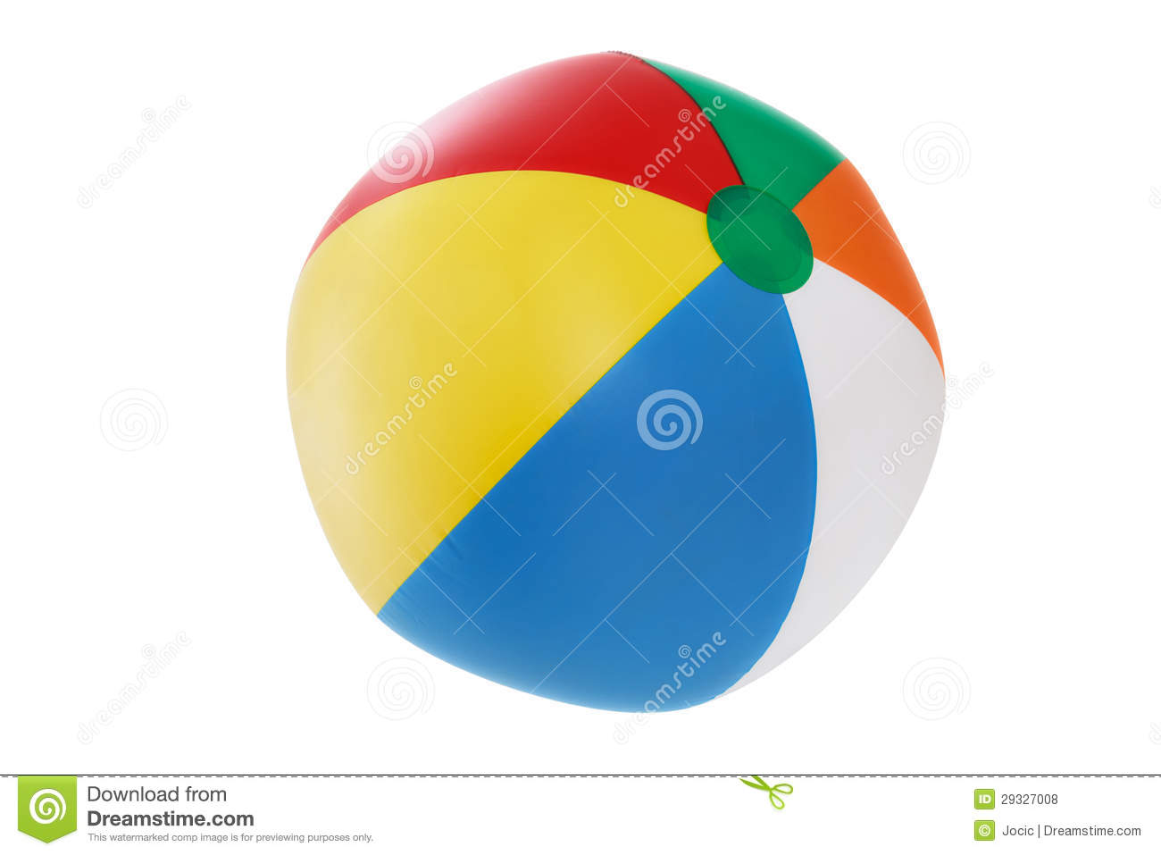 Beach Ball Royalty Free Stock Photos - Image: 29327008