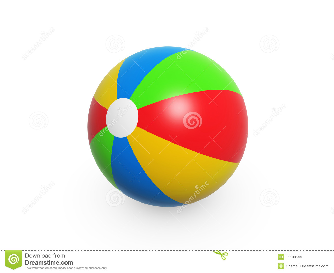 beach ball stock illustration illustration of clipart beach ball clip art free beach ball clip art coloring page