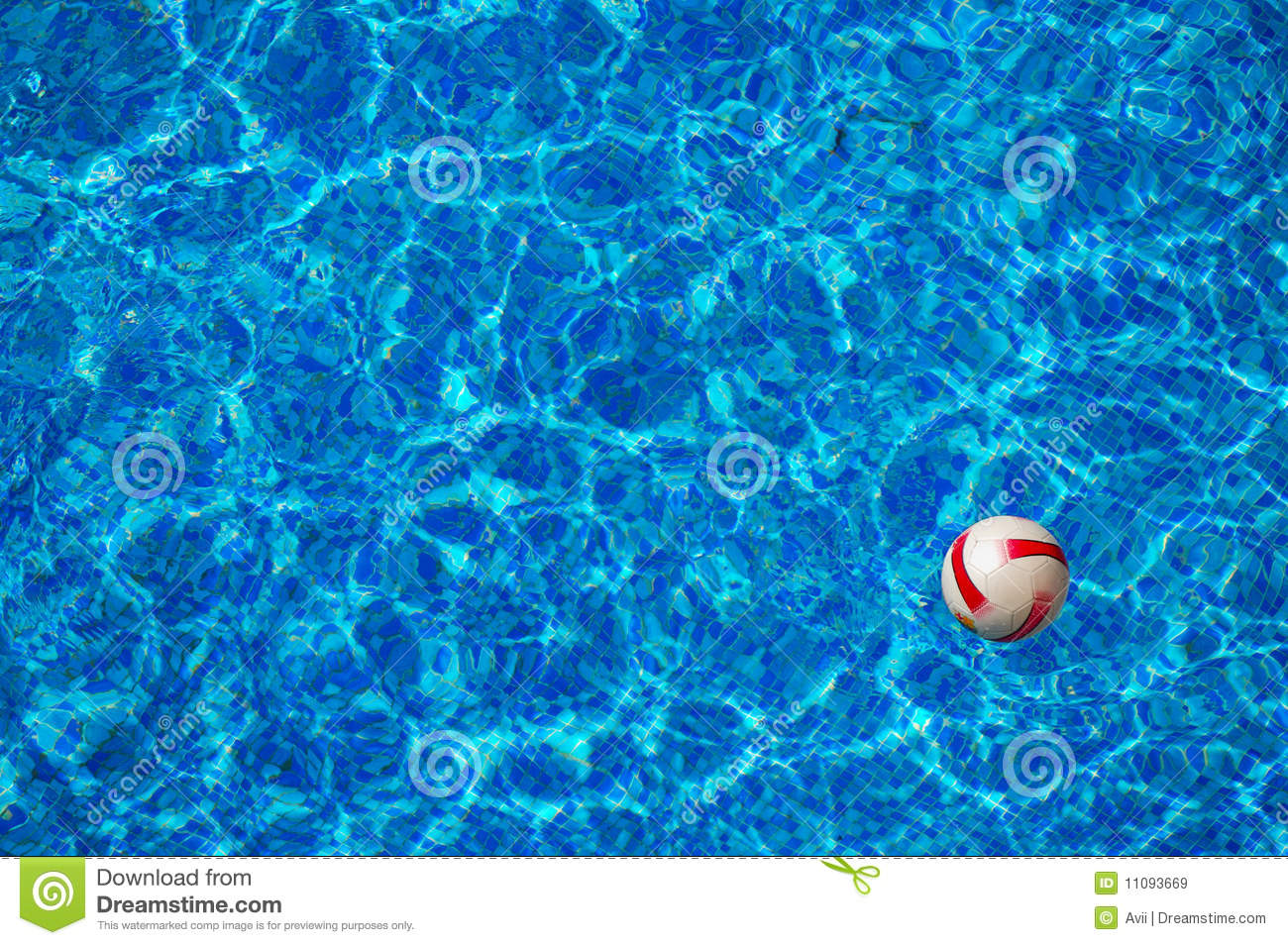 Delighful Swimming Pool Beach Ball Background Floating In Royalty Free Stock For Innovation Ideas