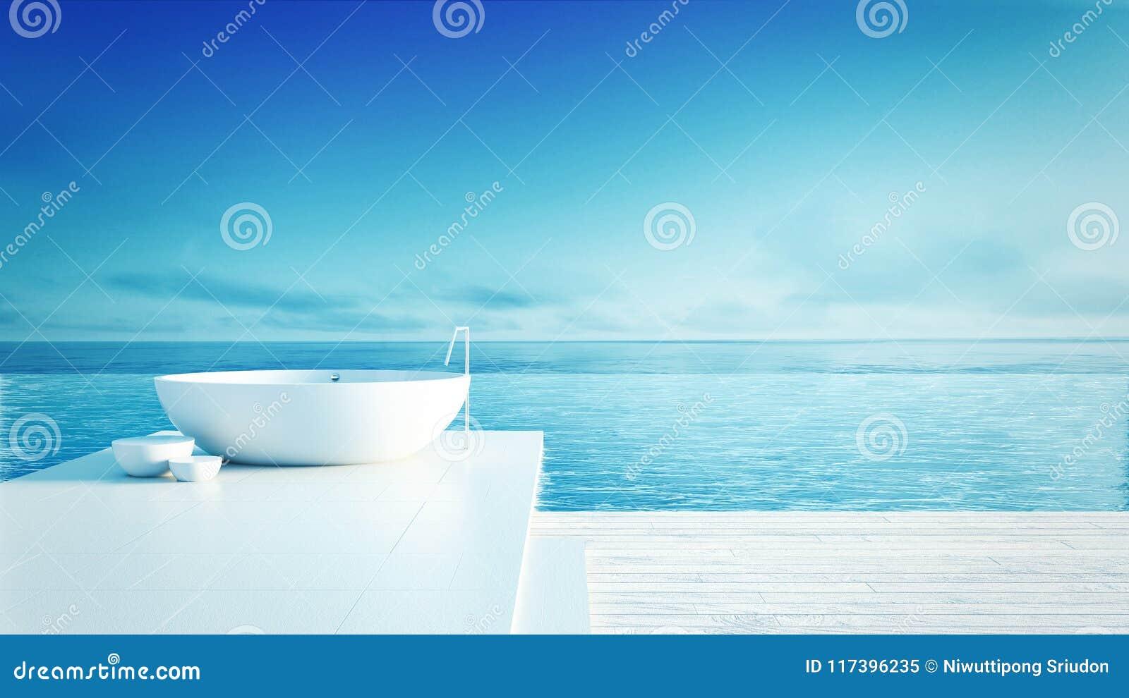 beach bathroom luxury and modern hotel stock illustration rh dreamstime com hotel furniture for sale french style hotel furniture for sale hampshire