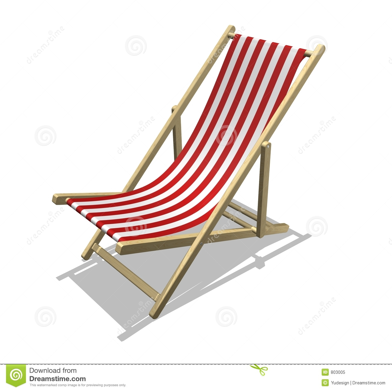 Beach Chair Royalty Free Stock Photo - Image: 803005