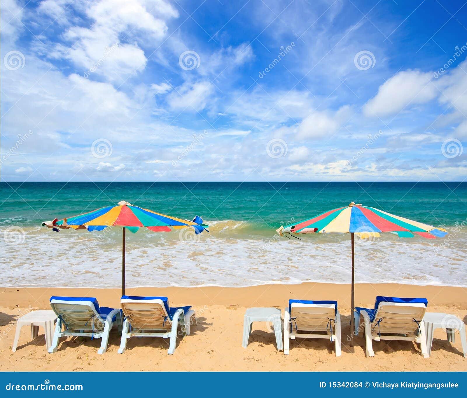 Tropical Beach Chairs Beach Chair In ...