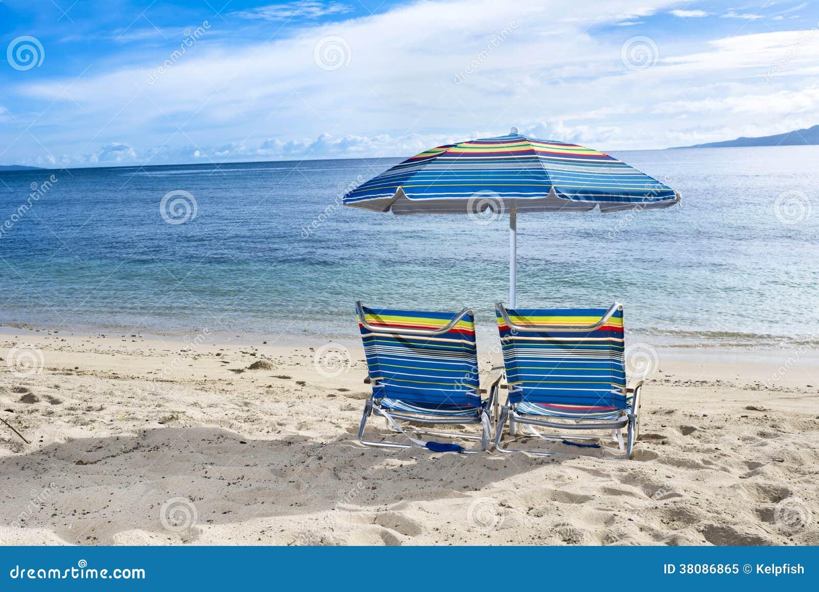 Tropical Beach Chairs Beach Chairs On...