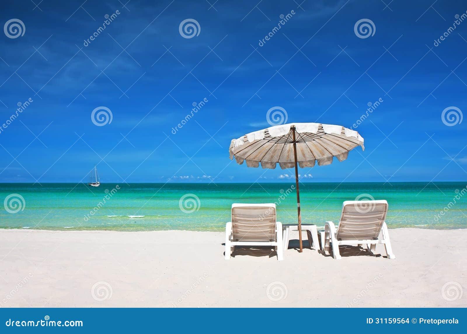Beach chair with umbrella - Beach Chairs With Umbrella