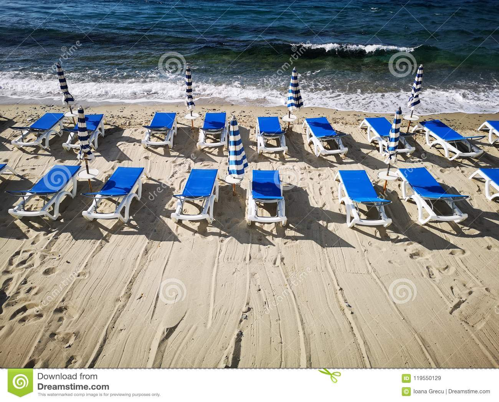 Beach lido ready for summer