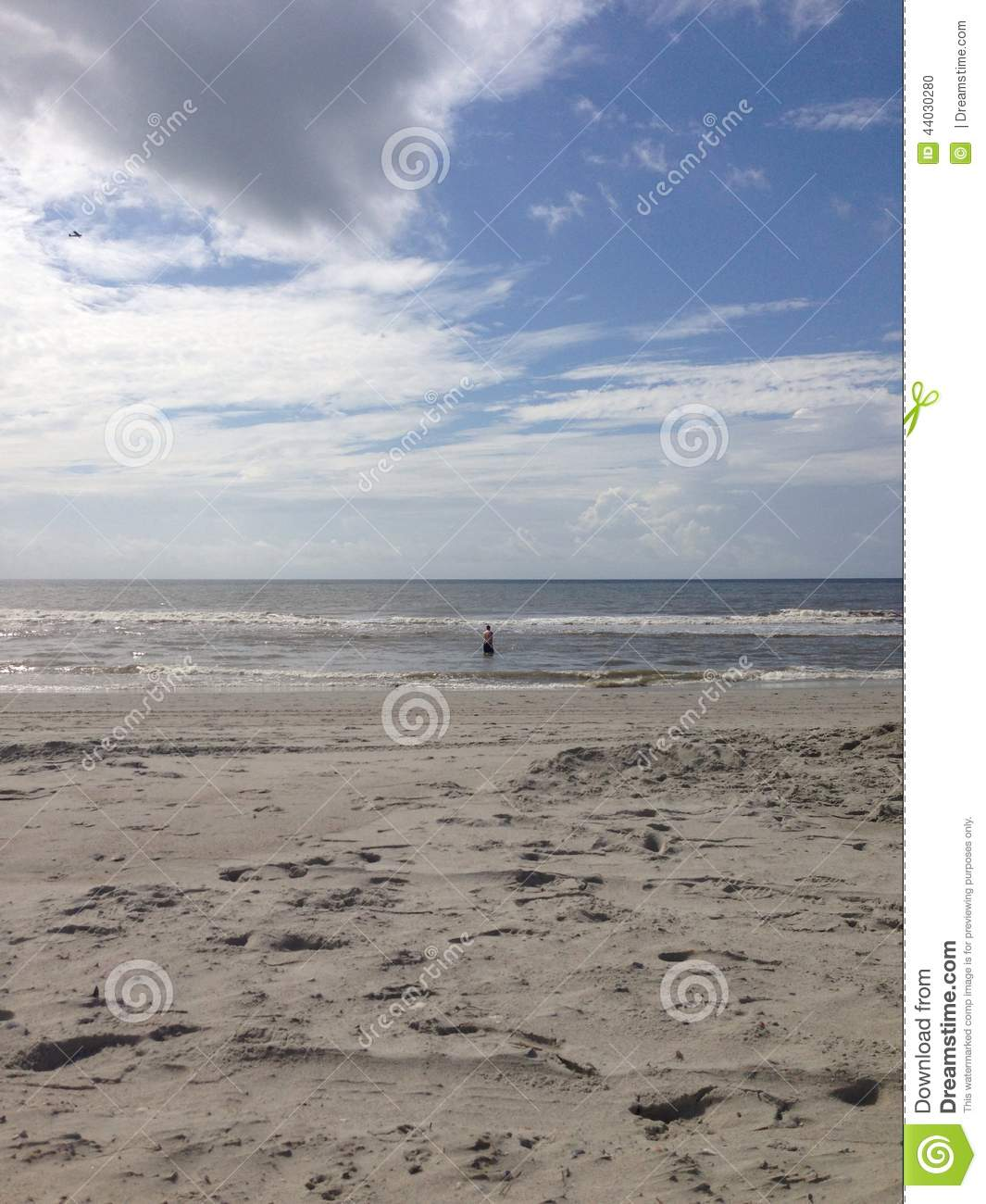 Beautiful Sunny Day At Tropical Beach Royalty Free Stock: Beach Day Stock Photo. Image Of Sunny, Beach, Sand