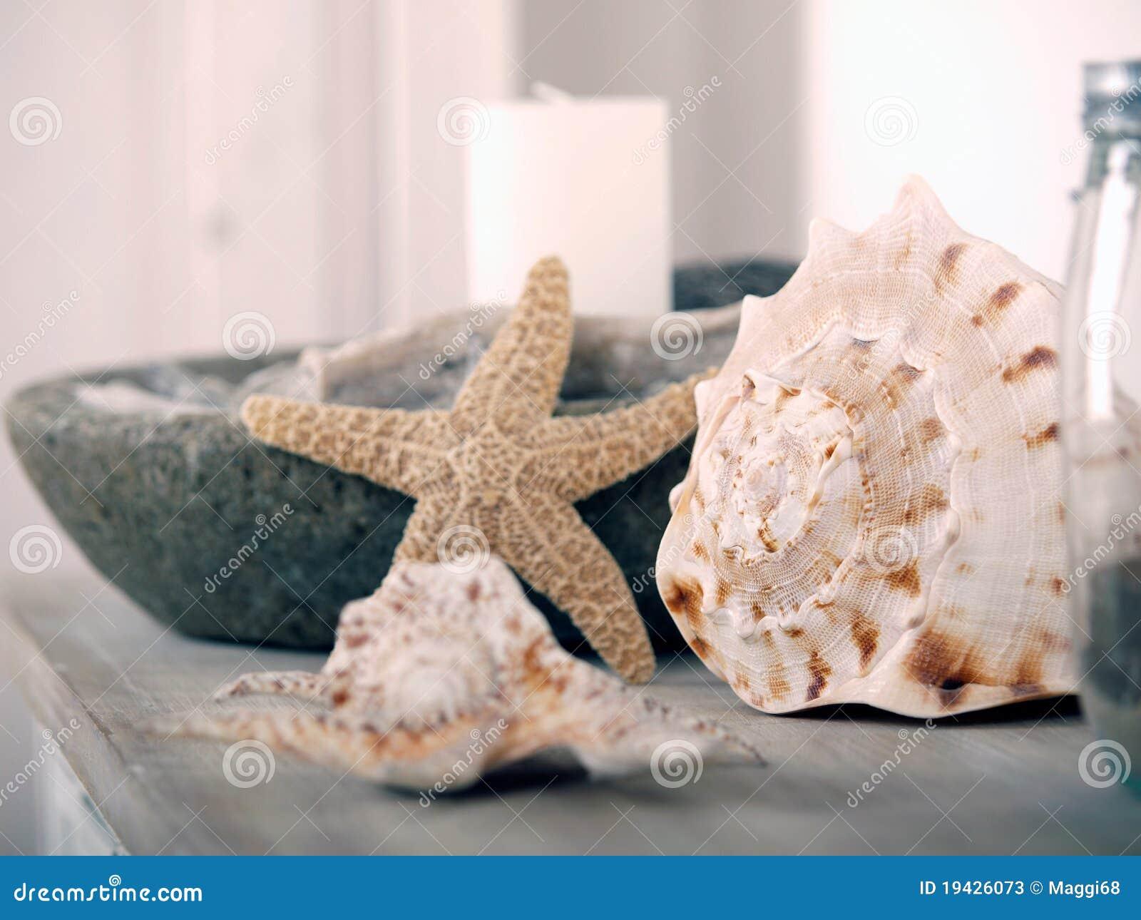 beach decoration stock photos image 19426073. Black Bedroom Furniture Sets. Home Design Ideas
