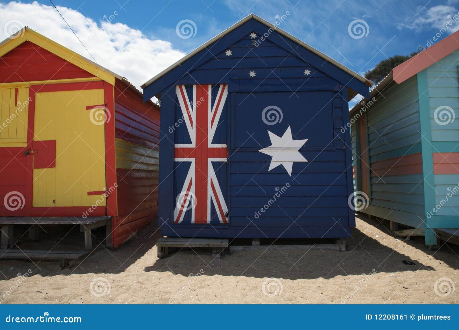 Beach Huts, Australia